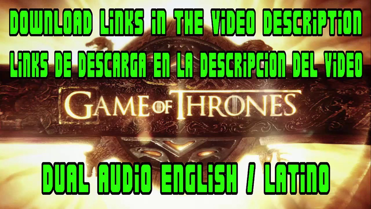 game of thrones 7x7 español latino
