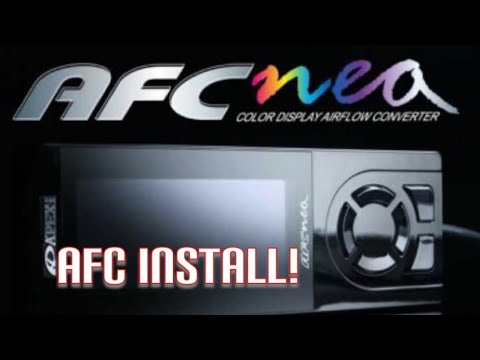 Apexi Safc NEO Install - DSM Tuning!
