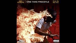 Jay NiCE - ONE TAKE FREESTYLE (Prod By $hy Guy®)