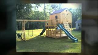 Swing Sets, Playsets, Swing Set Accessories, Indoor Play Sets