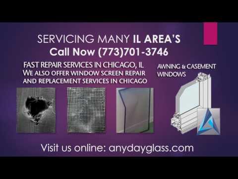 Elmwood Park Double Pane Glass & Window Repair (773)701-3746