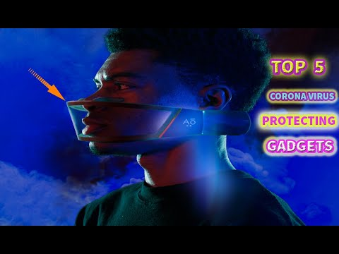 Top 5 corona virus protecting gadgets | covid-19 care