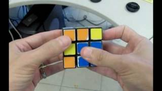 Solve The Rubiks Cube With 2 Moves! thumbnail