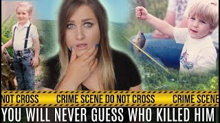 SHOCKING Case Of Derrick Robie- You Will Never Guess Who Did it...