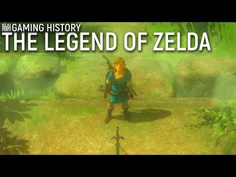 Gaming History : The Legend Of Zelda