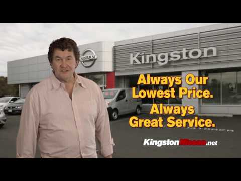 Kingston Nissan - Credit Bull Rider