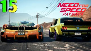 Natalia Nova and her One Percent Club - NEED FOR SPEED PAYBACK Walk-through/Game-play part 15