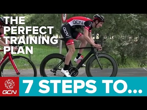 7 Steps To The Perfect Cycling Training Plan