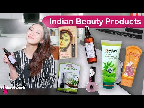 Indian Beauty Products - Tried and Tested: EP127