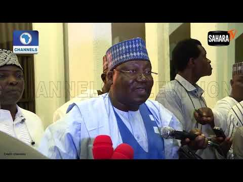 CJN Suspension: There Was Never Any Resolution To Approach Supreme Court - Lawan