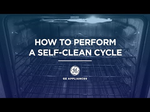 How to Perform a Self-Clean Cycle