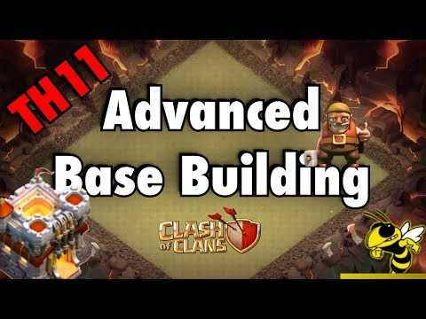 Expert TH11 Base-Building Guide feat. King James and MillerTime