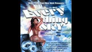 Dancehall & Soca Mix 2013 Everything Sky Vol 2  **Popcaan**Konshens**Tommy Lee**Vybz Kartel