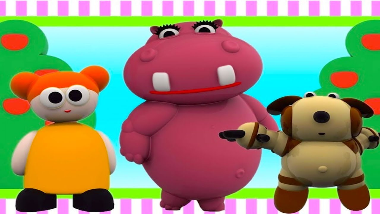 Hippo And Friends Baby Clothes