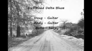 Delta Blues Instrumental - Dirt Road Bluze - Harmonica - 2 slide guitars