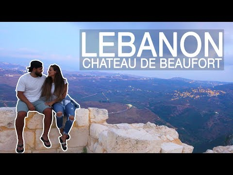 (CRAZY) MY FIRST TRIP TO LEBANON!! VISITING AN ANCIENT FORTRESS