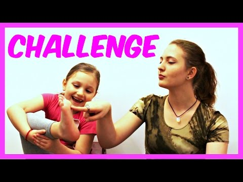 ATINGE-MI CORPUL challenge Touch My Body