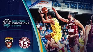 Telenet Giants Antwerp v Lietkabelis - Full Game - Basketball Champions League 2018-19