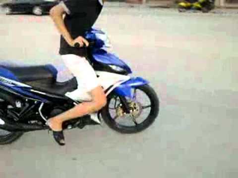 Ex GP 2011 Ninh Binh drift
