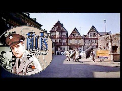 Elvis in Idstein....Ausschnitte aus G.I.Blues