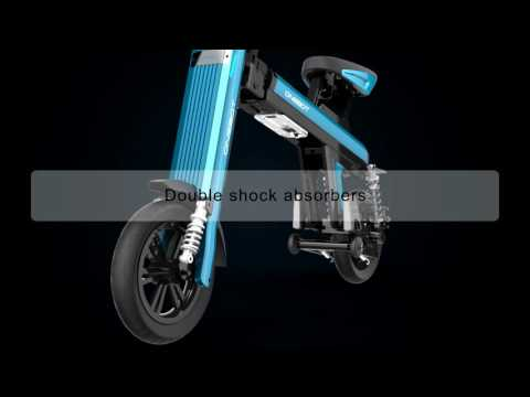 5 Amazing Electric Scooters You Need To See Doovi