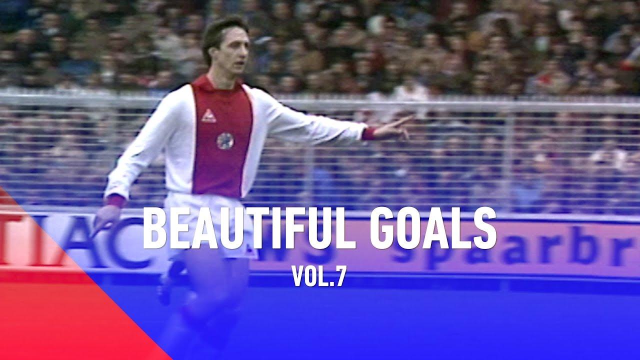 BESTE GOALS IN EREDIVISIE   BEAUTIFUL GOALS VOL #7