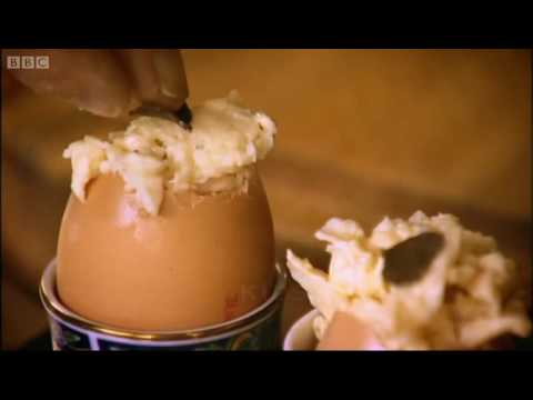 Scrambled Egg In An Egg Shell Recipe - A Taste Of My Life - BBC