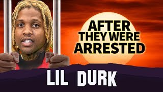 Lil Durk | After They Were Arrested | #FreeLilDurk