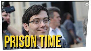 Martin Shkreli Goes to Prison ft. Steve Greene & DavidSoComedy