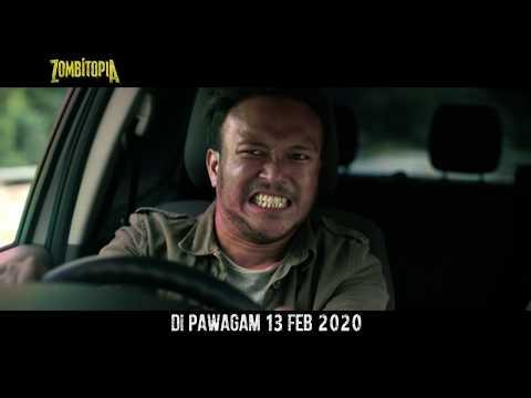 ZOMBITOPIA - Official Trailer [HD]   Di Pawagam 13 Februari 2020