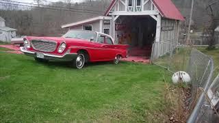 1961 Chrysler cold start