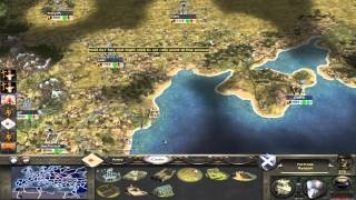 Let's Play Medieval II Total War Part #63 - Mongols With Elephants [Scottish Campaign]