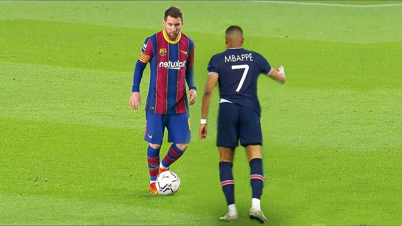Most Humiliating Skills By Lionel Messi