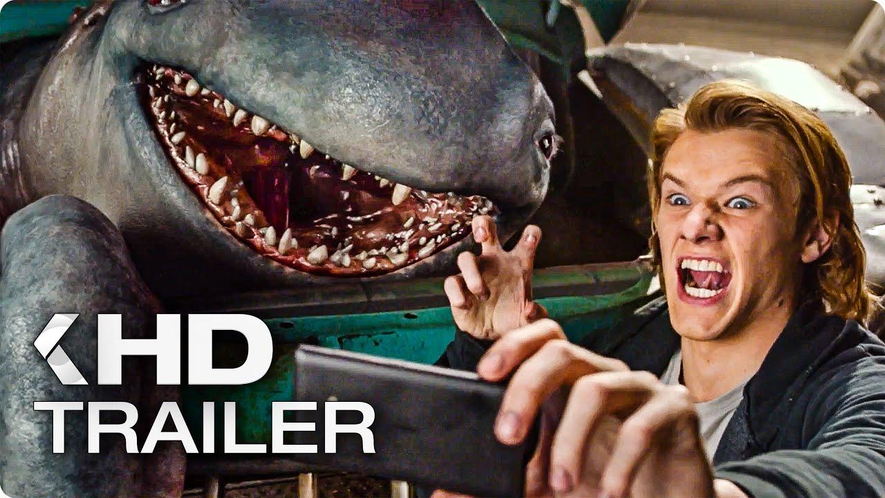monster trucks trailer 2017 youtube