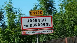 Argentat sur Dordogne (Corrèze) : ses quais, ses ruelles, ses vieilles maisons