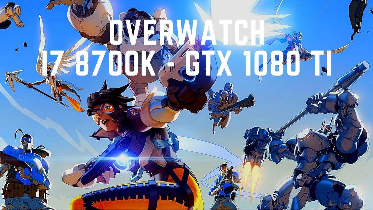 Running overwatch at 144fps 1440p epic preset - New Builds and