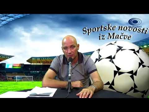 Sportske novosti iz Mačve-Radio Nešvil 21.08.2017.