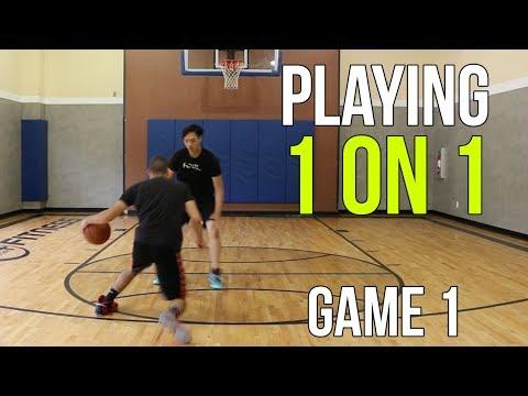 playing-1-on-1-basketball:-game-1