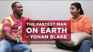 Yohan Blake: The Fastest Man On Earth | #RealTalkTuesday | MostlySane