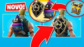 HOW TO GET THE NEW FREE BACKPACKS!? -Fortnite: Battle Royale