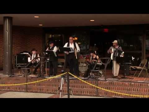 Ed Goldberg & the Odessa Klezmer Band. - Concert @ Ocean County Library