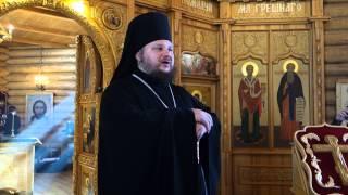 Проповедь епископа Ферапонта в Никольском храме г Шарья(, 2015-03-19T11:05:27.000Z)