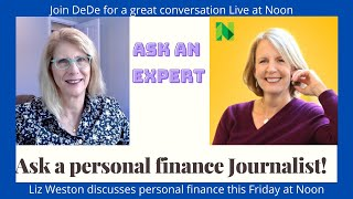 Real talk with a personal finance journalist.