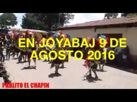 Feria En Joyabaj 9 De Agosto 2016