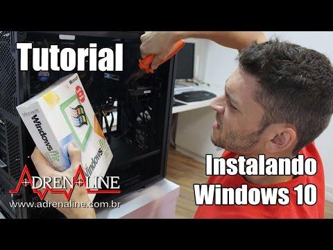 Sem experiência e quer instalar o Windows 10? Mostramos o passo-a-passo para você!