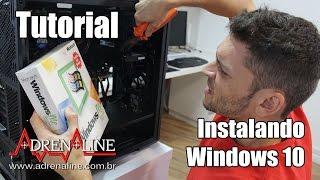 Sem experiência e quer instalar o Windows 10? Mostramos o passo-a-passo para você! thumbnail