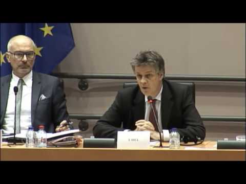 EU Commissioner Jonathan Hill on How the EU Works
