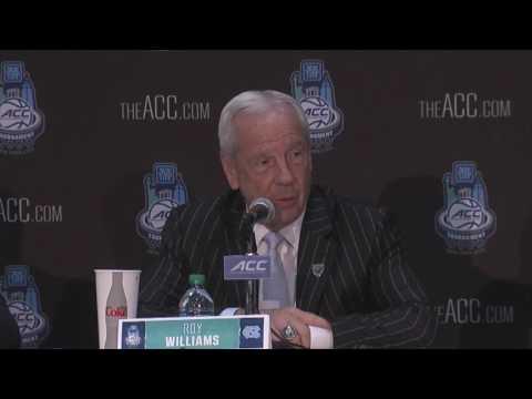 Roy Williams On ACC Tournament, President Trump