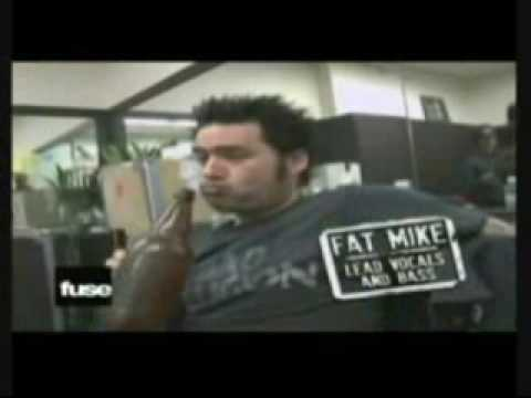 Nofx- I am an alcoholic Coaster 2009