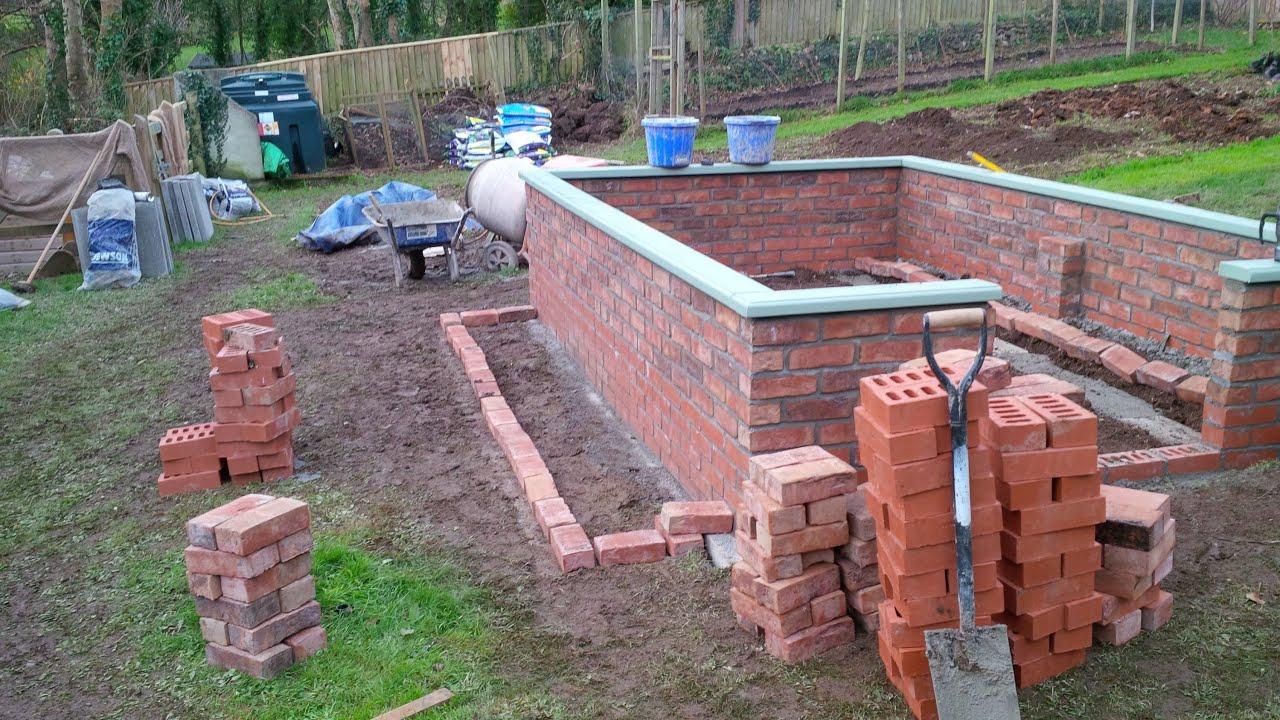 How To Build A Garden Dwarf Wall
